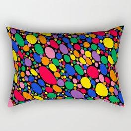 Polkadots Rectangular Pillow