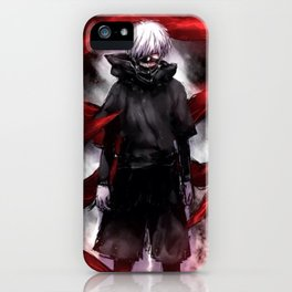 Tokyo Ghouls Anime Cool Cosplay iPhone Case