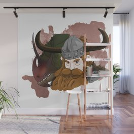 HTTYD | Stoick Wall Mural