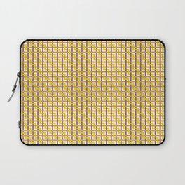 Autumn Zigzag Weave Laptop Sleeve