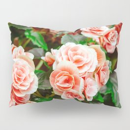 FLOWERS - FLORA - PETALS - BLOSSOMS - BEAUTIFUL Pillow Sham