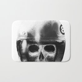 death racer Bath Mat