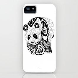 Don Panda Chino iPhone Case
