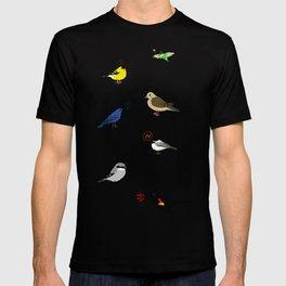 Birds of Ontario T-shirt