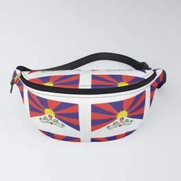 flag of thibet,བོད,tibetan,asia,china,Autonomous Region,everest,himalaya,buddhism,dalai lama Fanny Pack