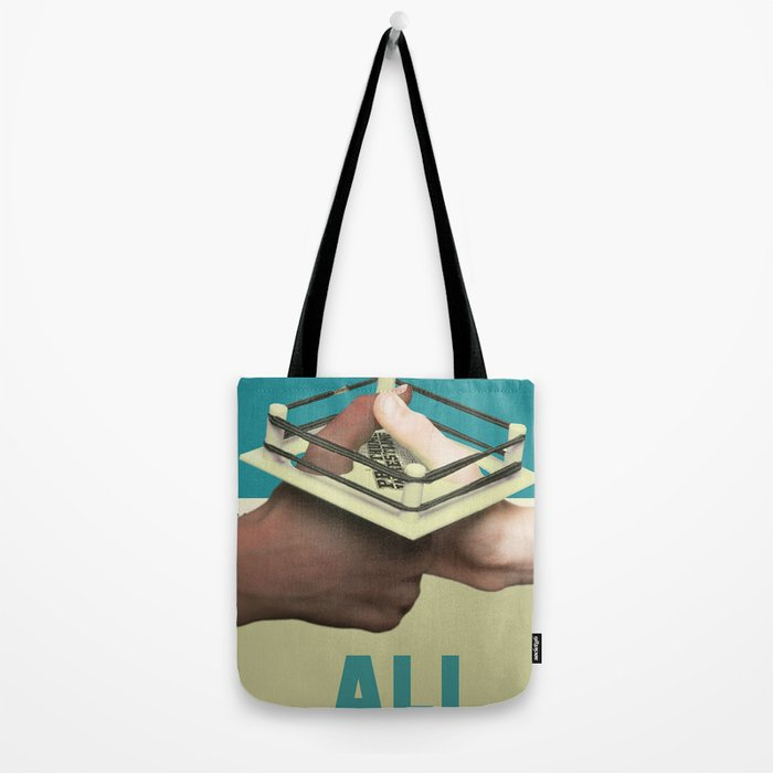 Cassius Modelling Clay Tote Bag