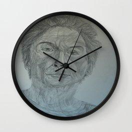 My Kinda Lover Wall Clock