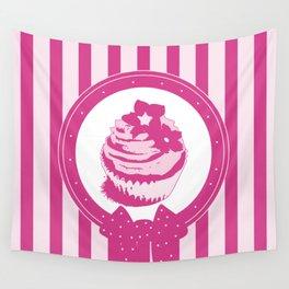 Cupcake Wall Tapestry