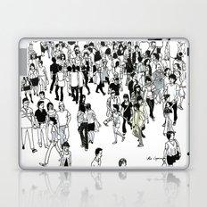 Shibuya Street Crossing Crowd Laptop & iPad Skin