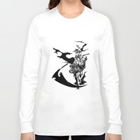 durarara Long Sleeve T-shirts featuring Celty & Shooter by Prince Of Darkness