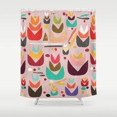 Proud Garden Shower Curtain
