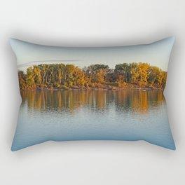 river danube Rectangular Pillow