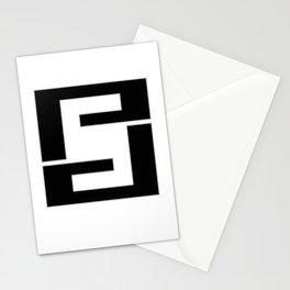DBD logo Stationery Cards