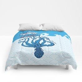 Octo-shipwreck Comforters