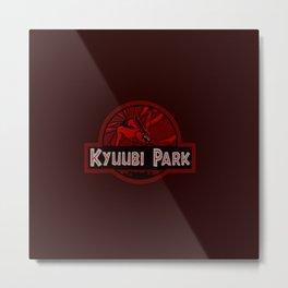 Kyuubi Park Metal Print
