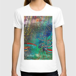 Egyptian wall III T-shirt