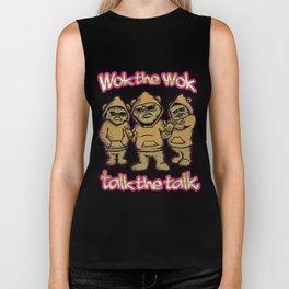 Wok the Wok Biker Tank