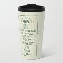 Maps Travel Mug