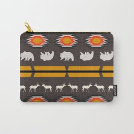 Deer and bears Carry-All Pouch