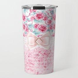 Dream Roses Travel Mug