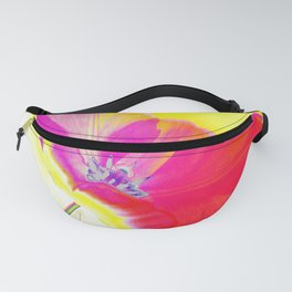 Spring Abstract Fanny Pack