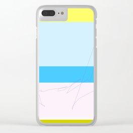 SBlocks Clear iPhone Case