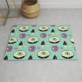 Spooky Sweets Rug