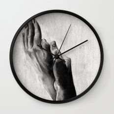 World Without End Wall Clock