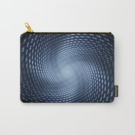 Woven Spiral Carry-All Pouch