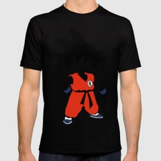 Goku Black Mens Fitted Tee LARGE