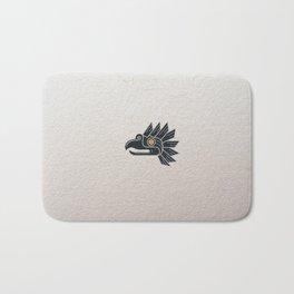 Quetzalcoatl Bath Mat