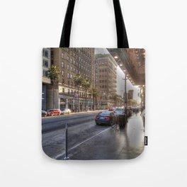 Los Angeles Life Tote Bag
