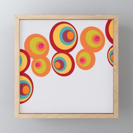 8 Balls Framed Mini Art Print