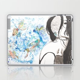 Dreaming in Color I Laptop & iPad Skin