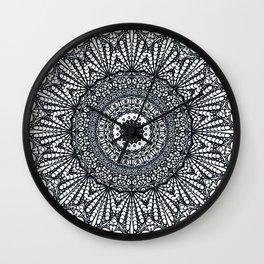 Mandala Mehndi Style G378 Wall Clock