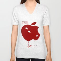 Apple Kill Unisex V-Neck