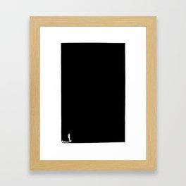 Leg III Framed Art Print