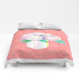 Flower Pot Comforters