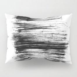 Texture#2 Dry brush Pillow Sham