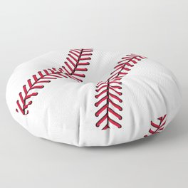 Fantasy Baseball Super Fan Home Run Floor Pillow