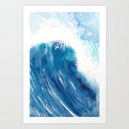 Dwell Art Print
