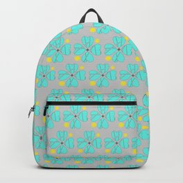Heart flowers Backpack