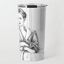 The Woman Travel Mug