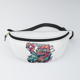 Scooter Driver - GREEN Fanny Pack