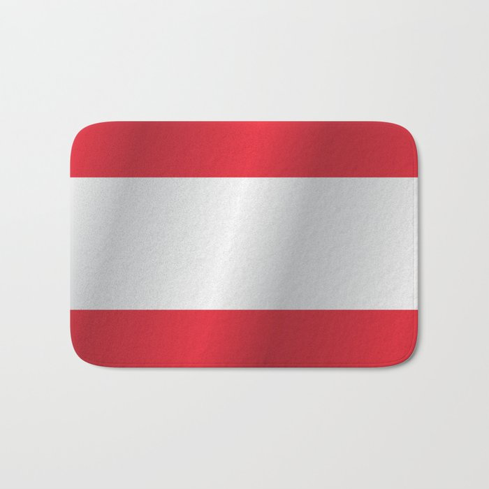 Flag of Austria Bath Mat