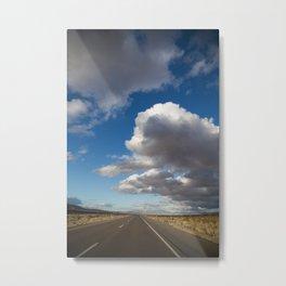 Highway 395 Metal Print