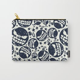 Happy halloween  bomb pattern Carry-All Pouch