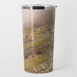 Mountain cabin Travel Mug