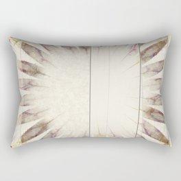 Benzoiodohydrin Relation Flowers  ID:16165-111549-86031 Rectangular Pillow