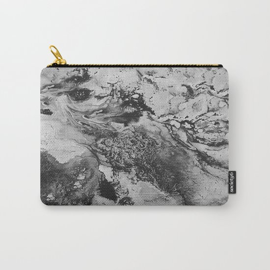 White: Paint Carry-All Pouch